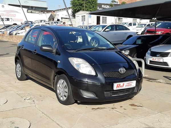 2011 Toyota Yaris Zen3   Kwazulu Natal Durban_0
