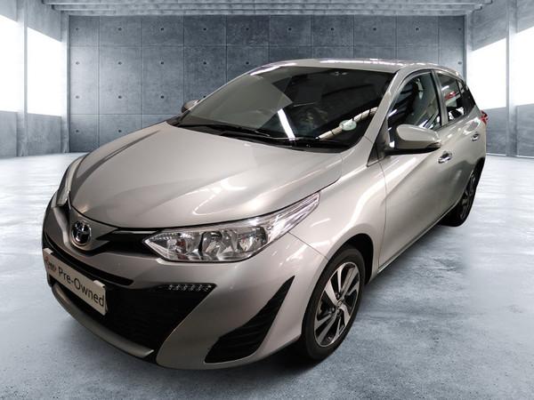2019 Toyota Yaris 1.5 Xs CVT 5-Door Kwazulu Natal Pinetown_0