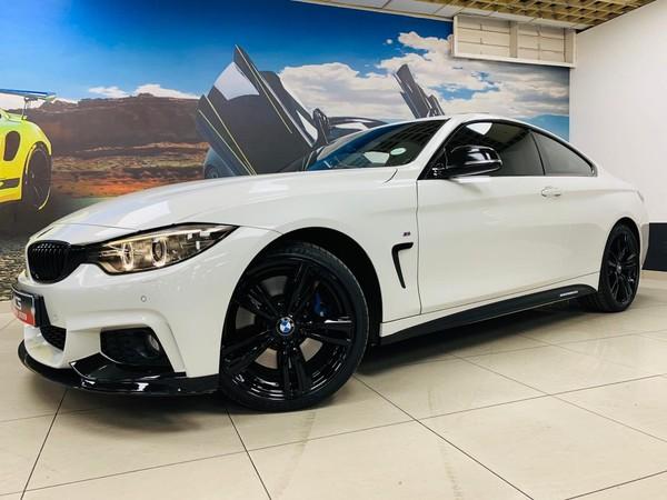 2014 BMW 4 Series 435i Coupe M Sport Auto Gauteng Benoni_0