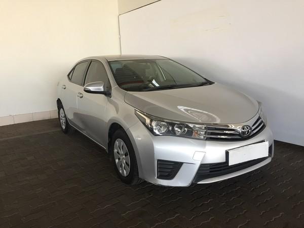 2015 Toyota Corolla 1.3 Esteem Gauteng Vereeniging_0