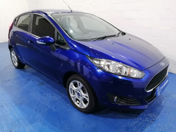 2016 Ford Fiesta 1.0 Ecoboost Trend 5dr  Western Cape Paarden Island_0