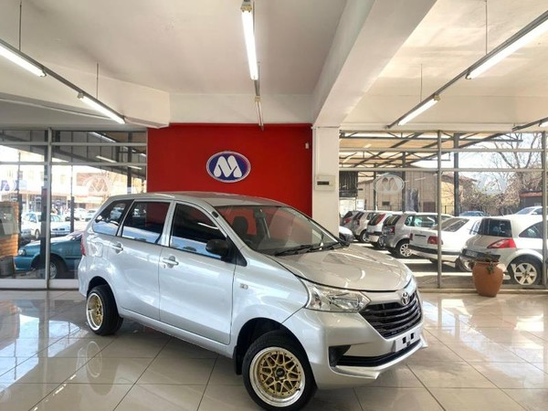 2017 Toyota Avanza 1.3 S Gauteng Vereeniging_0