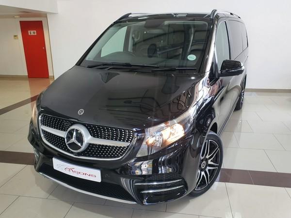 2020 Mercedes-Benz V-Class V250d Auto Kwazulu Natal Durban_0