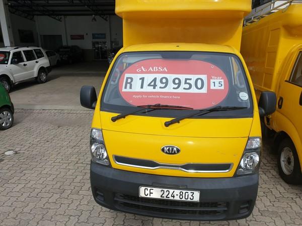 2015 Kia K2700 Workhorse Pu Sc  Western Cape George_0
