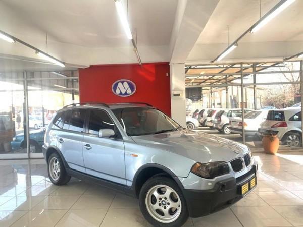 2005 BMW X3 2.0d  Gauteng Vereeniging_0