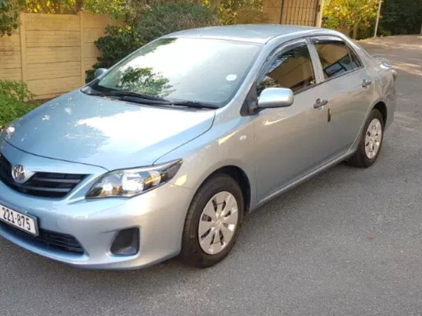 2015 Toyota Corolla Quest 1.6 Western Cape Paarl_0