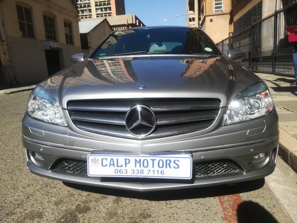 2011 Mercedes-Benz CLC-Class Clc 180k At  Gauteng Marshalltown_0