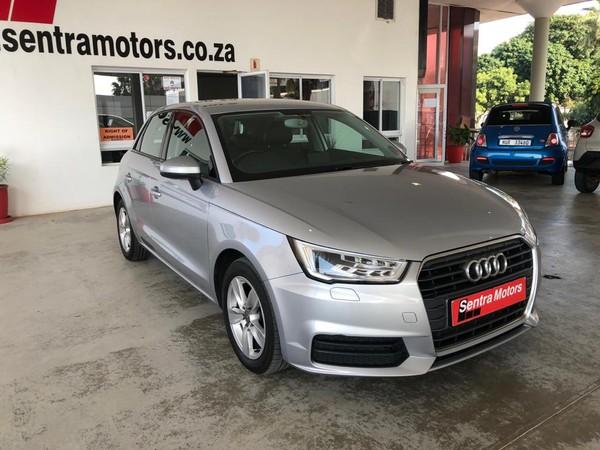 2016 Audi A1 Sportback 1.0t FSi S S-tronic Free State Bloemfontein_0