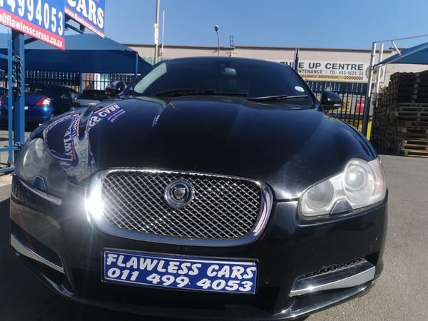 2009 Jaguar XF 3.0d S Premium Luxury  Gauteng Johannesburg_0