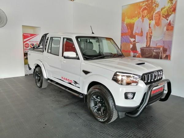 2020 Mahindra PIK UP 2.2 mHAWK S11 4x4 Auto Double Cab Bakkie Kwazulu Natal Manaba Beach_0
