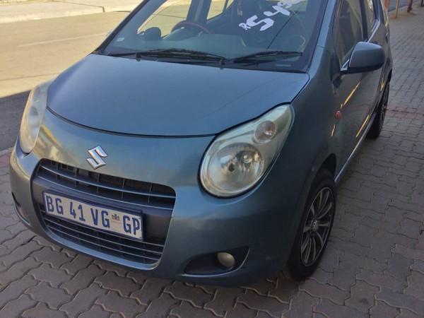 2009 Suzuki Alto 1.0 Gls  Gauteng Johannesburg_0
