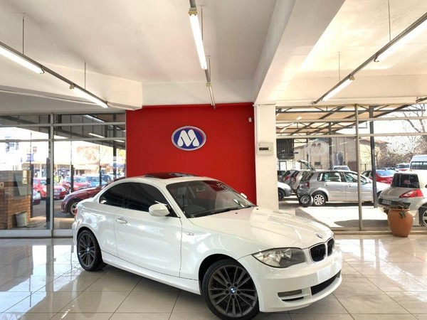 2011 BMW 1 Series 125i Coupe  Gauteng Vereeniging_0