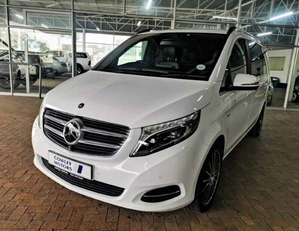 2017 Mercedes-Benz V-Class V250 Bluetech Avantgarde Auto Western Cape Parow_0