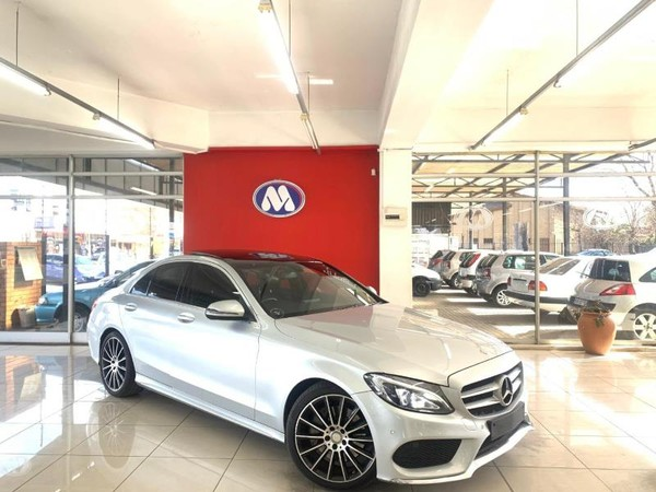 2016 Mercedes-Benz C-Class C250 Bluetec Avantgarde Auto Gauteng Vereeniging_0
