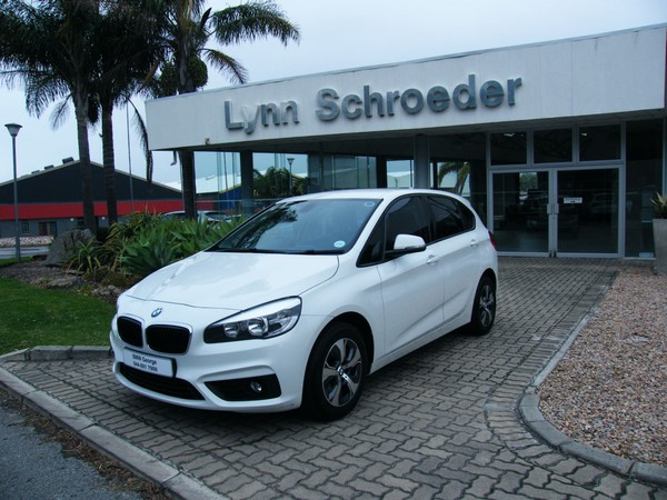2015 BMW 2 Series 220d Active Tourer Auto Western Cape George_0