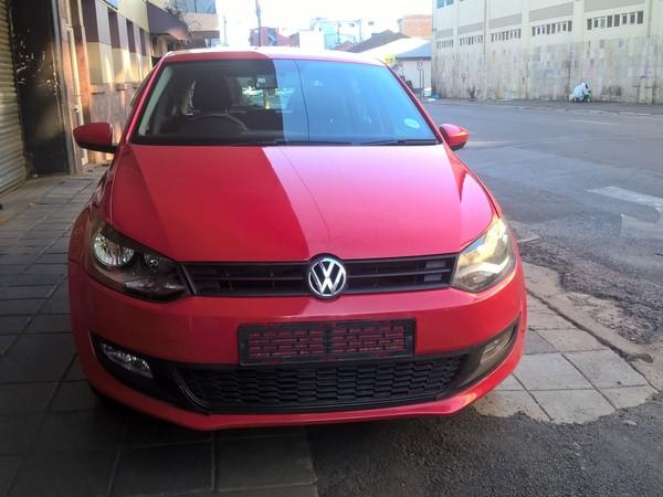 2012 Volkswagen Polo 1.4 Trendline  Gauteng Johannesburg_0