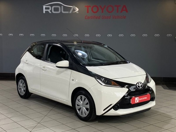 2017 Toyota Aygo 1.0 X- PLAY 5-Door Western Cape Somerset West_0