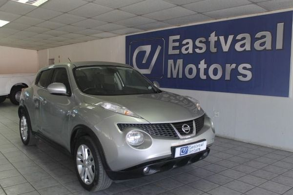 2013 Nissan Juke 1.6 Acenta   Mpumalanga Witbank_0