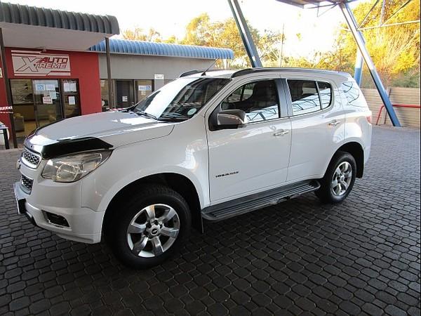 2014 Chevrolet Trailblazer 2.8 Ltz At  Gauteng Pretoria_0