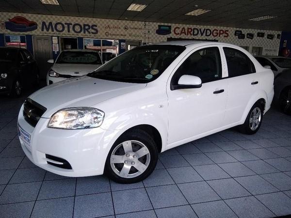 2010 Chevrolet Aveo 1.6 Ls At  Gauteng Johannesburg_0