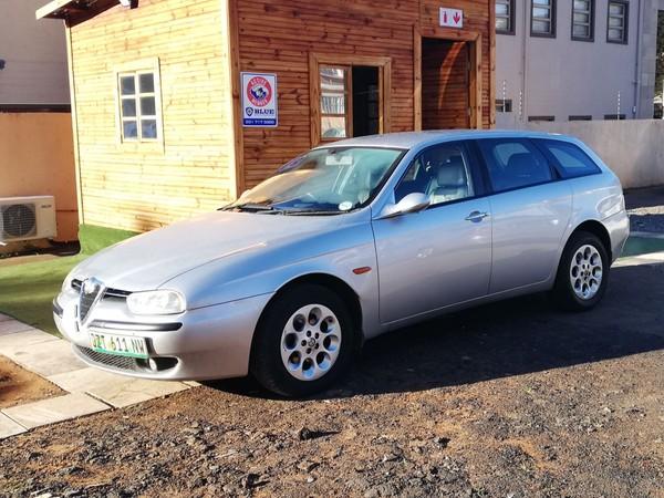 2001 Alfa Romeo 156 2.5 V6 Sportwagon  Kwazulu Natal Durban_0