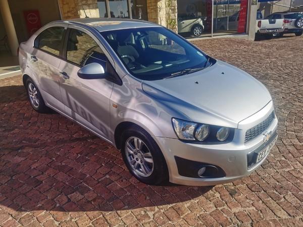 2012 Chevrolet Sonic Sedan 1.6 LS Western Cape Strand_0