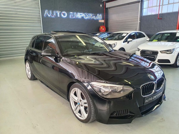 2014 BMW 1 Series 118i M Sport Line 5dr f20  Western Cape Maitland_0