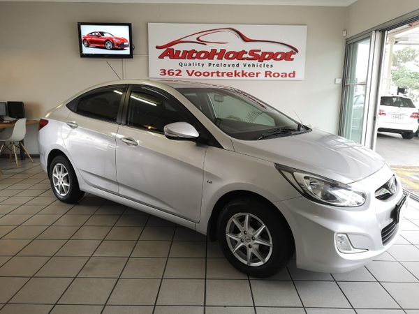 2011 Hyundai Accent 1.6 Gls At  Western Cape Cape Town_0