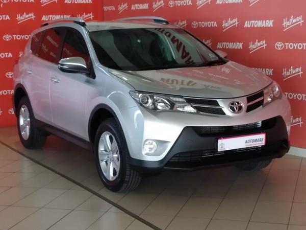 2013 Toyota Rav 4 2.2D-4D GX Gauteng Sandton_0