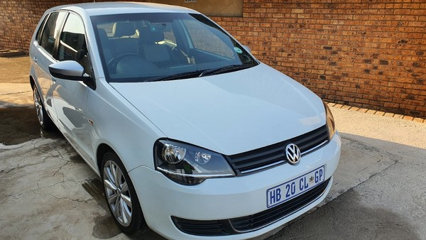 2016 Volkswagen Polo Vivo GP 1.4 Eclipse 5-Door Gauteng Kempton Park_0