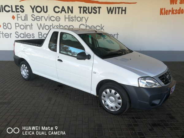 2019 Nissan NP200 1.6 Ac Pu Sc  North West Province Klerksdorp_0