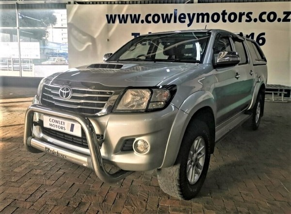 2013 Toyota Hilux 3.0 D-4d Raider Rb Pu Dc  Western Cape Parow_0