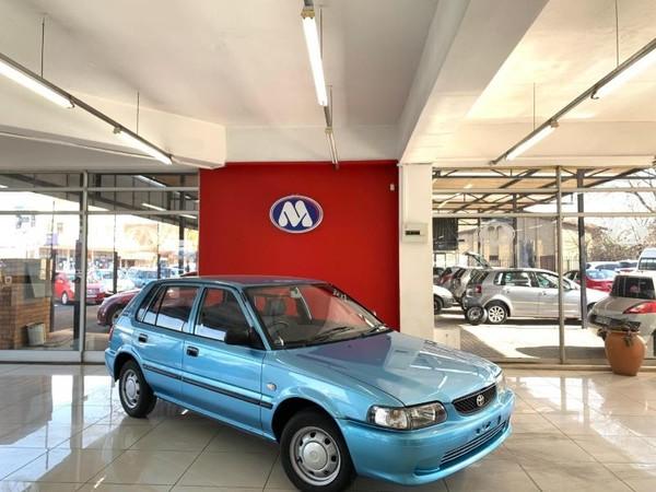 2001 Toyota Tazz 130  Gauteng Vereeniging_0