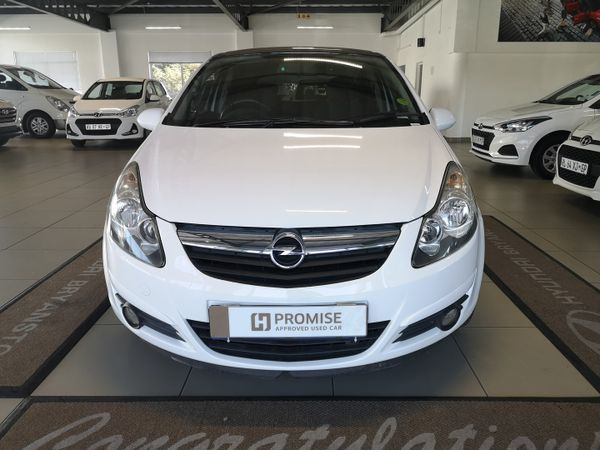 2010 Opel Corsa 1.4 Sport 3dr  Gauteng Sandton_0