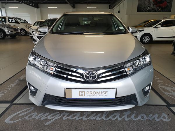 2015 Toyota Corolla 1.8 High CVT Gauteng Sandton_0