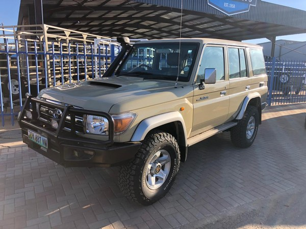 2014 Toyota Land Cruiser 76 4.5D V8 SW North West Province Schweizer-Reneke_0