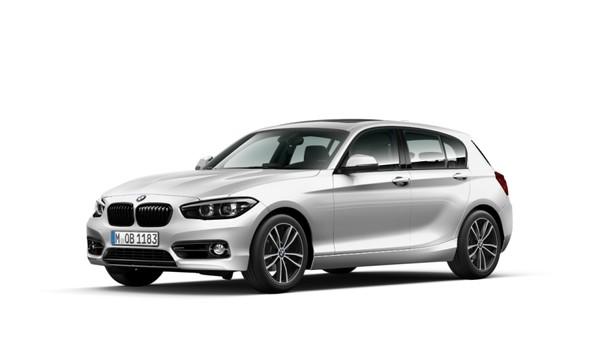2018 BMW 1 Series 118i Edition Sport Line Shadow 5-Door Auto F20 Gauteng Roodepoort_0