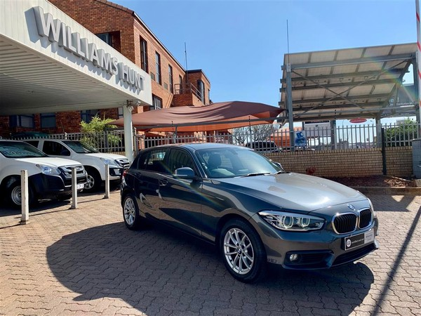 2016 BMW 1 Series 120i 5DR Auto f20 Gauteng Centurion_0
