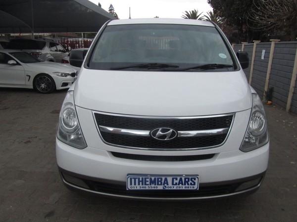 2012 Hyundai H1 2.5 Crdi Ac Fc Pv At  Gauteng Bramley_0