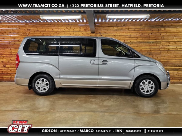2010 Hyundai H1 2.5 Crdi Wagon At  Gauteng Pretoria_0