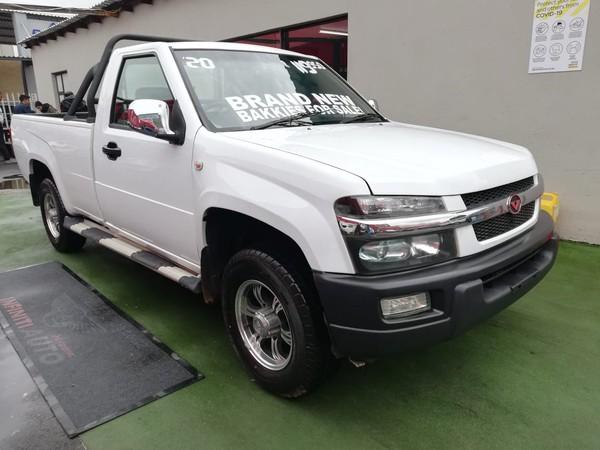 2020 GWM Steed 5 2.2 MPi Safety Single Cab Bakkie Gauteng Boksburg_0