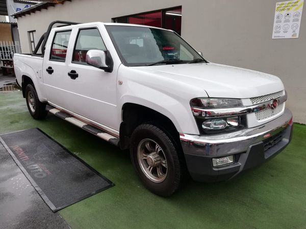 2020 GWM Steed 5 2.2 MPi Safety Double Cab Bakkie Gauteng Boksburg_0