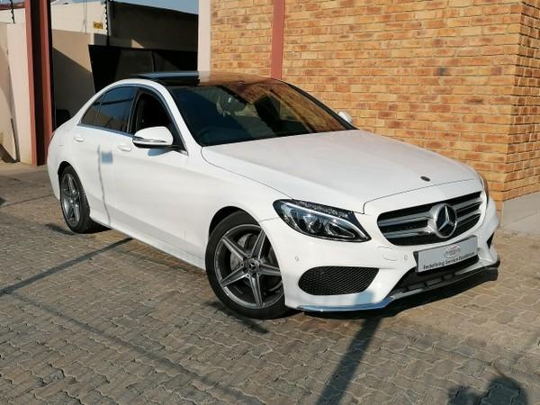 2018 Mercedes-Benz C-Class C200 AMG line Auto Gauteng Boksburg_0