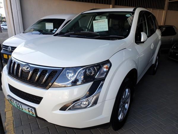 2016 Mahindra XUV500 2.2D MHAWK W8 7-Seat Free State Bloemfontein_0