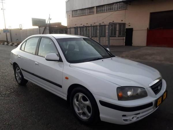 2005 Hyundai Elantra 1.6 Gls  Gauteng Alberton_0