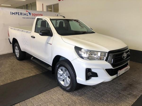 2020 Toyota Hilux 2.4 GD-6 RB SRX Auto Single Cab Bakkie Mpumalanga Nelspruit_0
