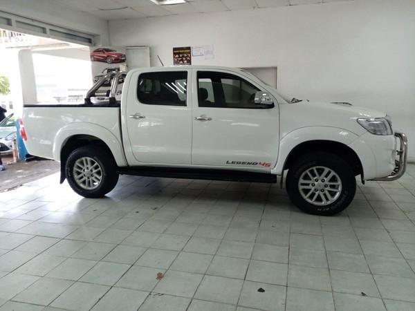 2013 Toyota Hilux 3.0 D-4D LEGEND 45 4X4 Auto Double Cab Bakkie Gauteng Johannesburg_0