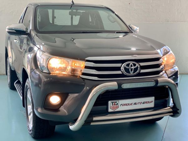 2016 Toyota Hilux 2.8 GD-6 RB Raider Single Cab Bakkie Kwazulu Natal Durban_0
