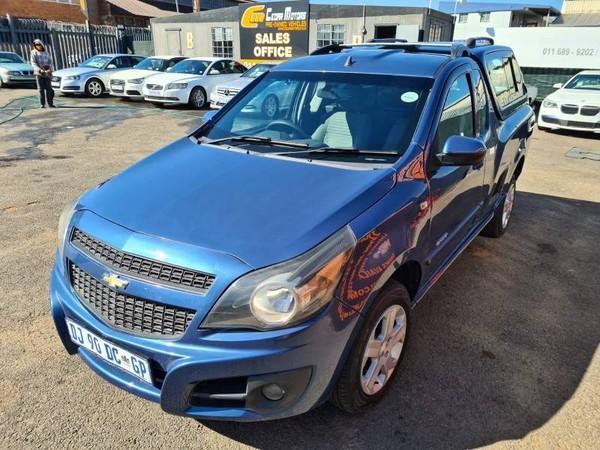 2014 Chevrolet Corsa Utility 1.4 Sport Pu Sc  Gauteng Johannesburg_0