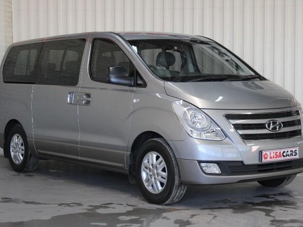 2017 Hyundai H1 Gls 2.4 Cvvt Wagon  Gauteng Johannesburg_0